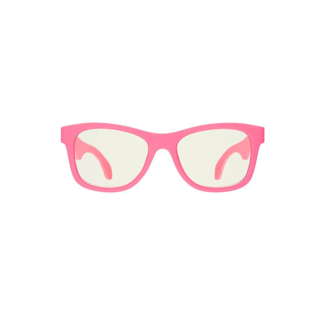Babiators Screen Savers Glasses -  Navigator Think Pink!