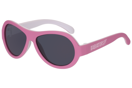 Babiators Aviator Tickled Pink Two-Tone