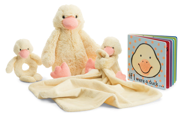 Jellycat Board Book If I Were a Duck