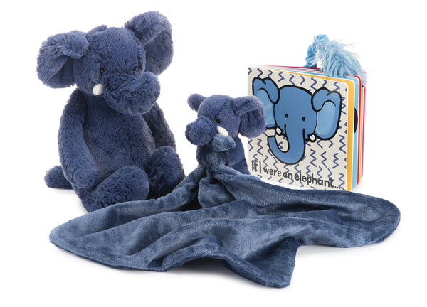 Jellycat Board Book If I Were an Elephant