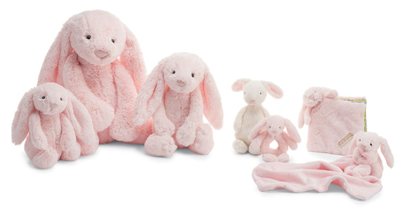 Little Jellycat Bashful Bunny Pink Soother