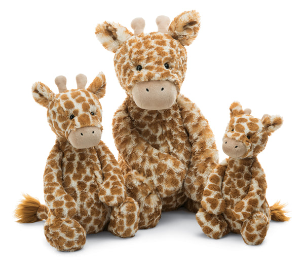 Jellycat Bashful Giraffe Small 7""