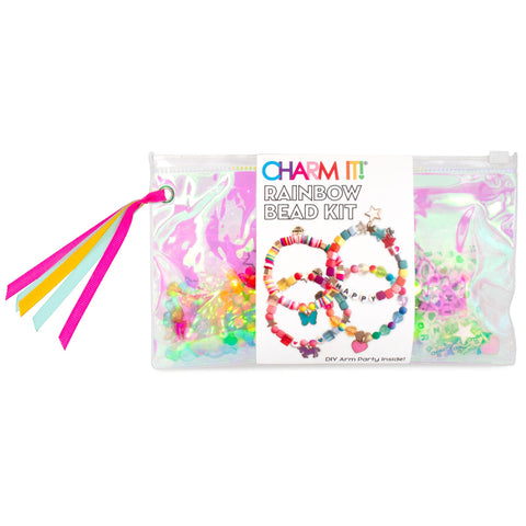 Charm It! Rainbow Bead Kit
