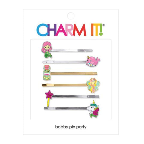 Charm It Bobby Pin Party Set Magical