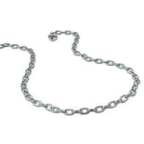 Charm It Necklace Silver Chain