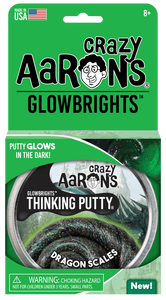 Crazy Aaron's Thinking Putty Dragon Scales