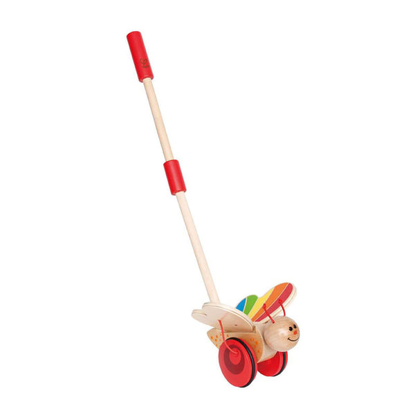 Hape Butterfly Push Along