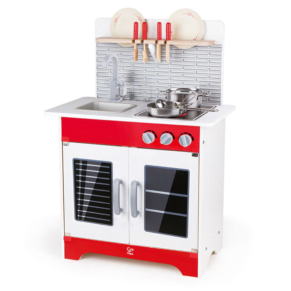 Hape City Cafe Play Kitchen
