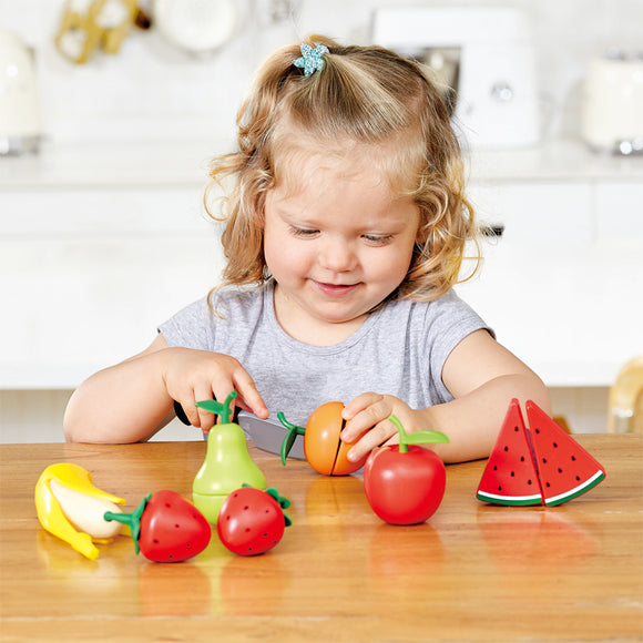Hape Healthy Fruit Playset