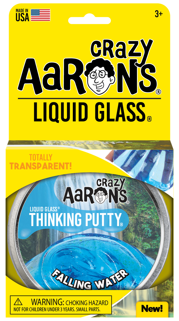 Crazy Aaron's Thinking Putty Falling Water