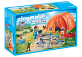 Playmobil Family Fun: Family Camping Trip