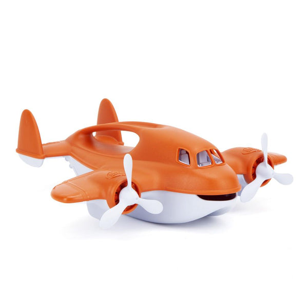 Green Toys Rescue Float Plane