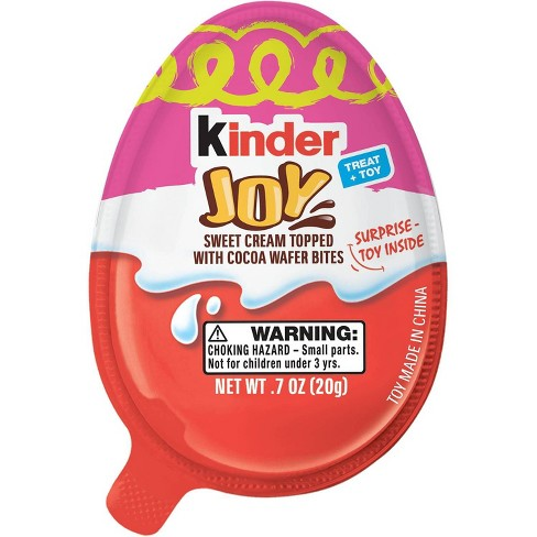 Kinder Joy Easter Egg