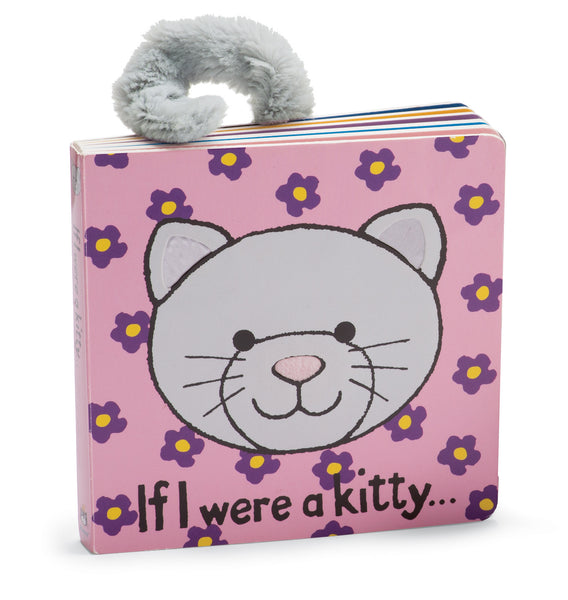 Jellycat Board Book If I Were a Kitty