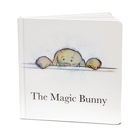 Jellycat Book The Magic Bunny