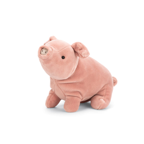 Jellycat Mellow Mallow Pig Small 8""