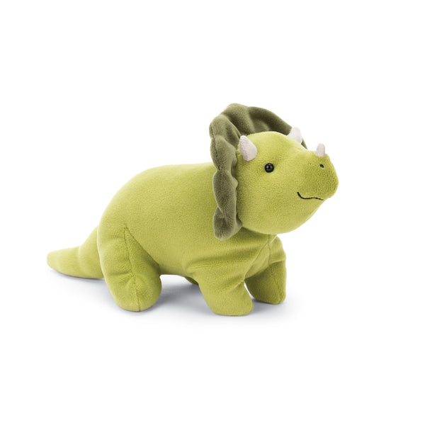 Jellycat Mellow Mallow Triceratops Small 8""