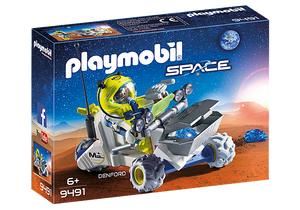 Playmobil Space: Mars Rover