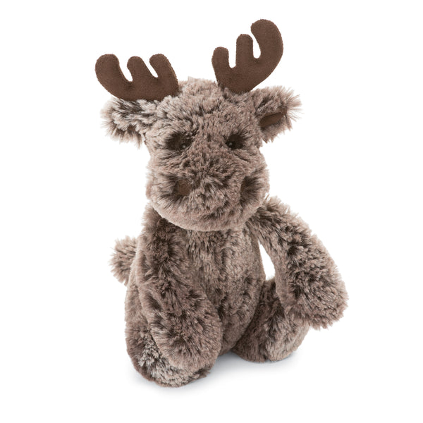 Jellycat Bashful Marty Moose Small 7""