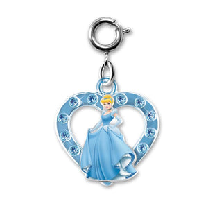 Charm It Disney Cinderella Swivel Heart