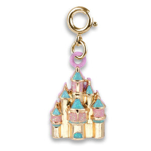 Charm It Disney Gold Castle