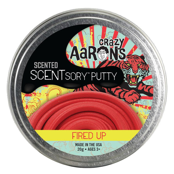 Crazy Aaron's SCENTsory™ Putty Fired Up