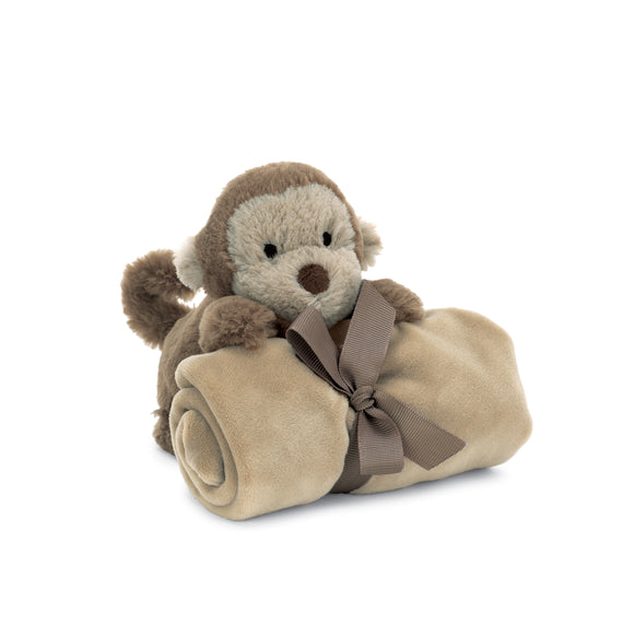 Little Jellycat Shooshu Monkey Soother