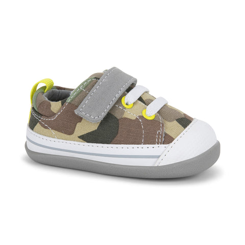 See Kai Run First Walker Stevie II Camo