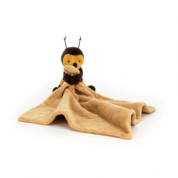 Little Jellycat Bashful Bee Soother 13
