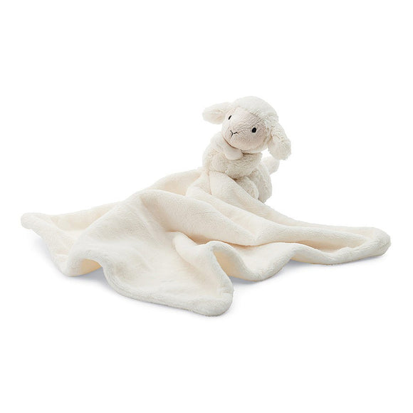 Little Jellycat Bashful Lamb Soother