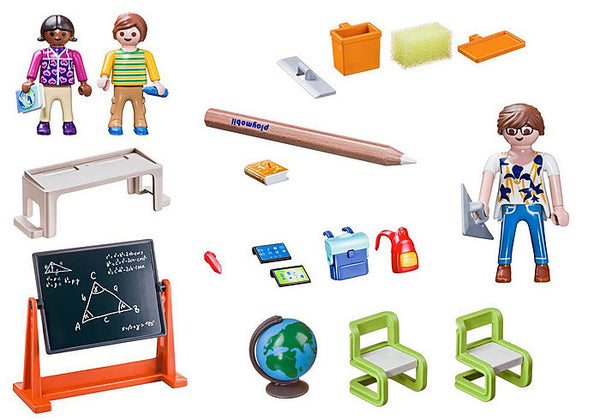 Playmobil City Life: School Carry Case