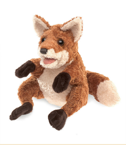 Folkmanis Crafty Fox
