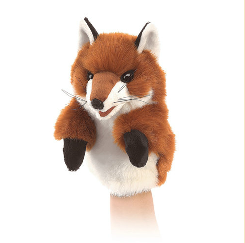 Folkmanis Little Fox