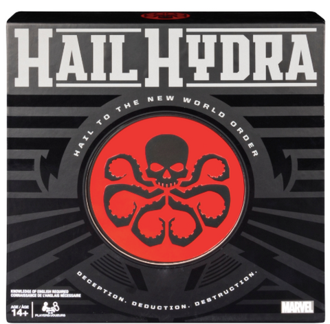 Cardinal Games Marvel Hail Hydra