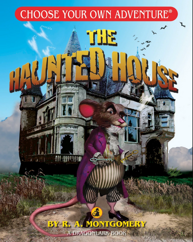 Choose Your Own Adventure Dragonlark Series: The Haunted House
