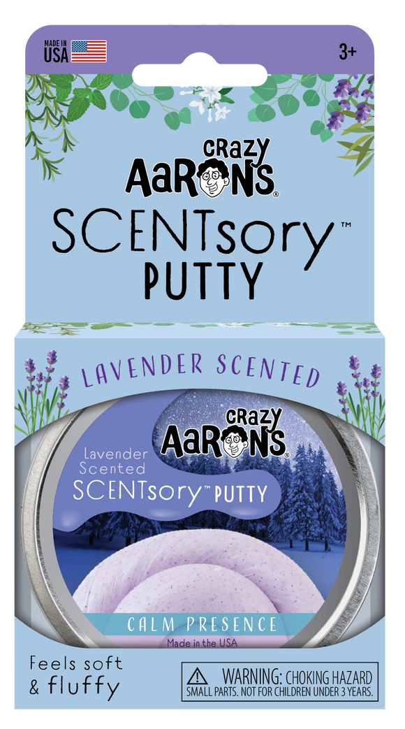 Crazy Aaron's SCENTsory™ Putty Mindfulness - Calm Presence