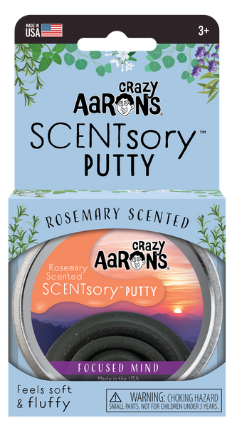 Crazy Aaron's SCENTsory™ Putty Mindfulness - Focused Mind