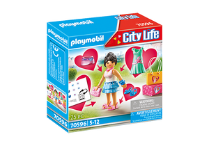 Playmobil City Life: Shopping Trip