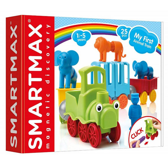 SmartMax My First Animal Train 22 Pieces