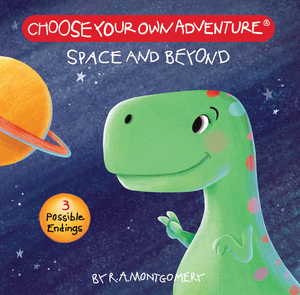 Choose Your Own Adventure Space and Beyond