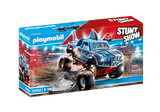 Playmobil Stuntshow: Stunt Show Shark Monster Truck