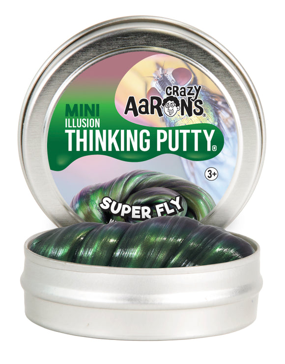 Crazy Aaron's Thinking Putty Mini Super Fly