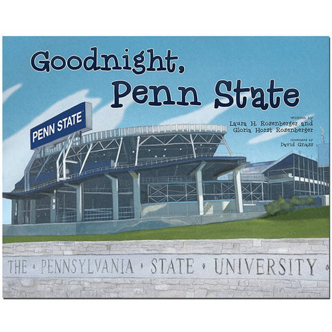 Goodnight, Penn State Book