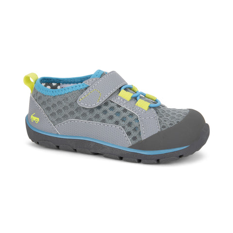 See Kai Run Anker Summer Sneaker Gray