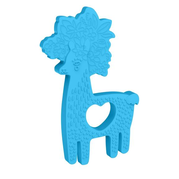 Manhattan Toy Silicone Teether Llama