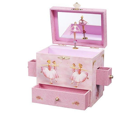 Breyer Ballerina Jewelry Box