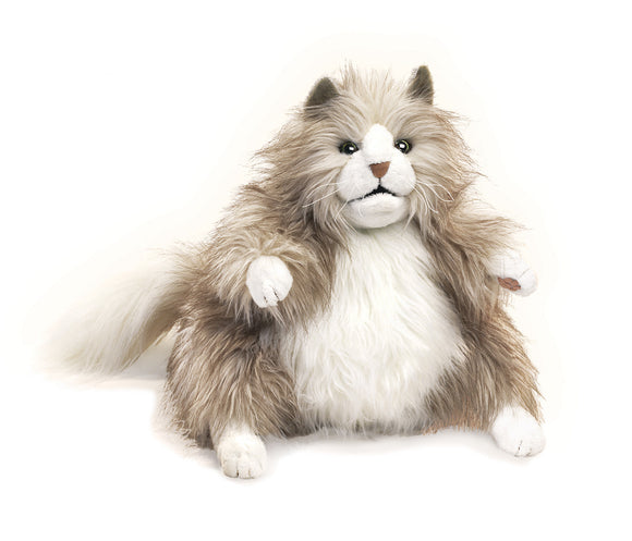 Folkmanis Fluffy Cat