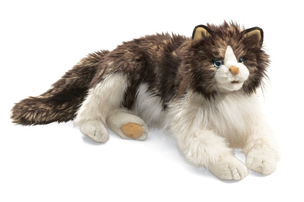 Folkmanis Ragdoll Cat