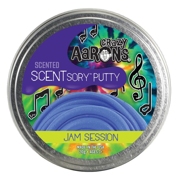 Crazy Aaron's SCENTsory™ Putty Jam Session
