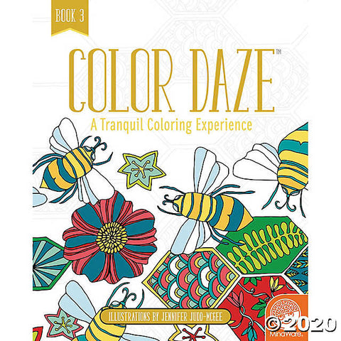 Color Daze Coloring Book
